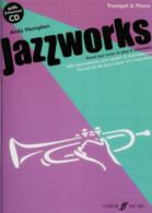Jazzworks for Trumpet and piano, by Andy Hampton Book & CD
