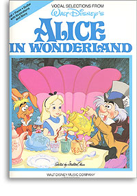 Alice in Wonderland Disney PVG