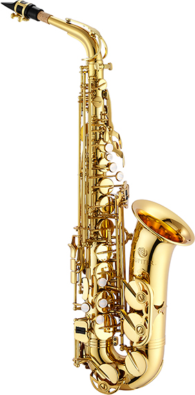 Jupiter 500 series Alto Saxophone (pre-owned) Lacquered
