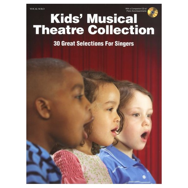 Kid's Musical Theatre Collection PVG