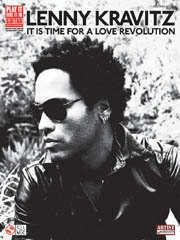 Kravitz, Lenny It is Time for a Love Revoluition Guitar Tab & Vocal