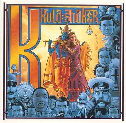 Kula Shaker 'K' Guitar Tab & Vocal