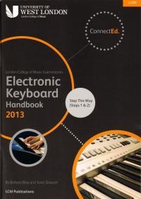LCM Electronic Keyboard Handbook 2013 Step this Way LL260