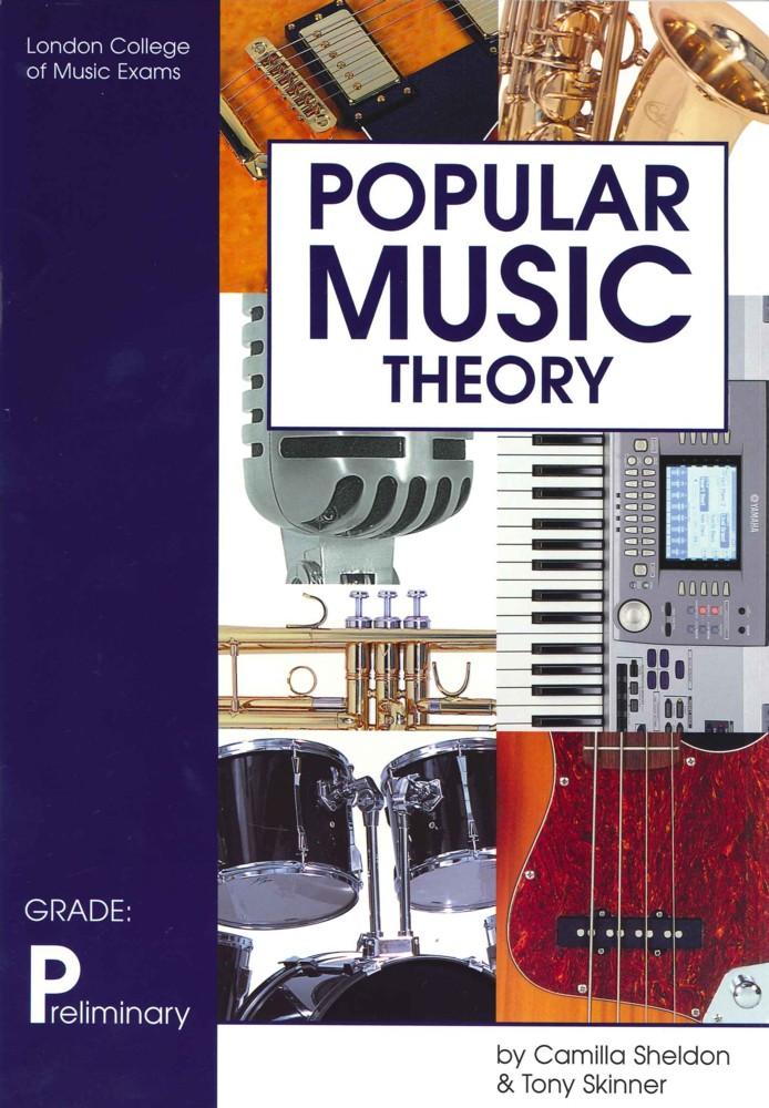 LCM Popular Music Theory Grade Preliminary