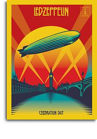 Led Zeppelin Celebration Days Guitar Tab Edition