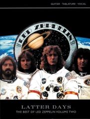 Led Zeppelin Latter Days Best of volume 2 guitar Tab