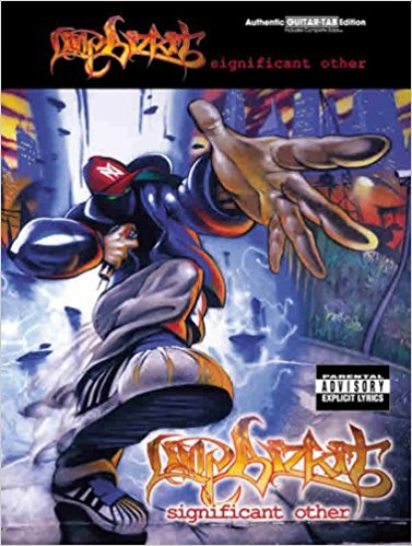 Limp Bizkit Significant Other for Guitar Tablature