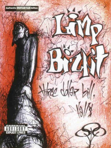 Limp Bizkit Three Dollar Bill Guitar Tablature