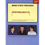 Manic Street Preachers Everything must go Guitar tab Edition