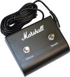 Marshall Footswitch 2-way with LED - Chorus & Reverb