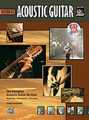 Mastering Acoustic Guitar Book & CD Greg Horne