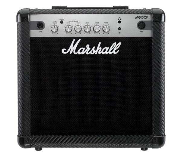 Marshall  Carbon Series MG15CF 15 Watt Electric Guitar Amp