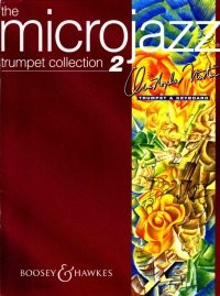 Microjazz Collection Book 2 for Trumpet and Piano Christopher Norton