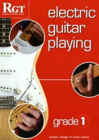 RGT Electric Guitar playing gr 1