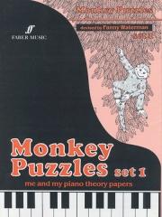 Monkey Puzzles 1 - Fanny Waterman