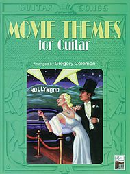 Movie Themes for Guitar arr Coleman (out of print - 1 left)