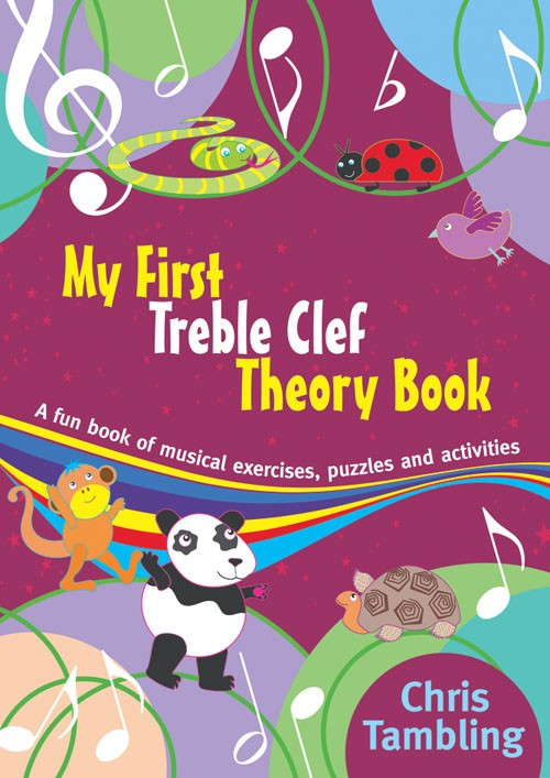 My First Treble Clef Theory Book Christopher Tambling
