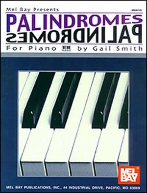 Palindromes by Gail Smith for Piano