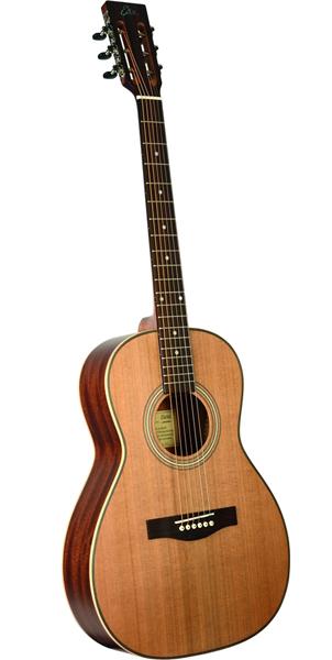 Eko Mia Parlor guitar- Cedar - Natural