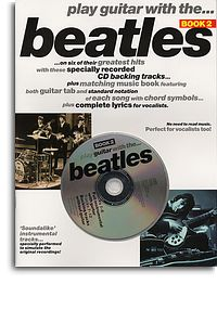 Play Guitar with The Beatles 2 Book & CD