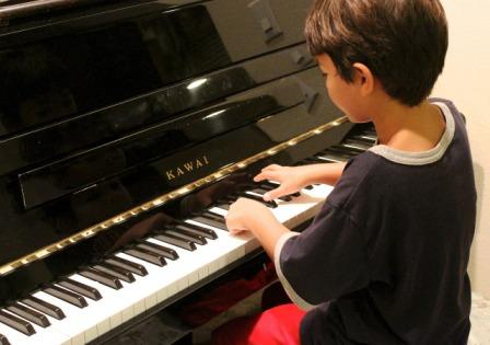 Whatever your musical skills, you can improve with lessons