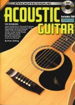 Progressive Acoustic Guitar for Beginners book & CD Gelling