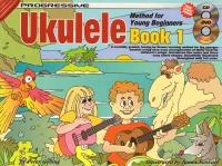 Progressive Ukulele Method for Young Beginners bk 1 - Gelling