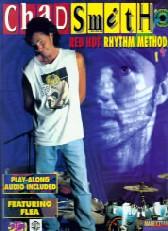 Red Hot Rhythm Method by Chad Smith Book & CD