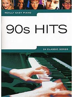 Really Easy Piano 90s Hits Piano and Voice :: Clevedon Music Shop