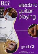 RGT Electric Guitar Playing grade 2 LCM