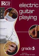 RGT Electric Guitar Playing grade 5 LCM