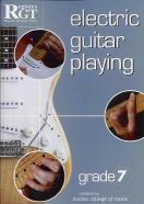 RGT Electric Guitar Playing grade 7 LCM