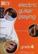 RGT Electric Guitar Playing grade 8 LCM