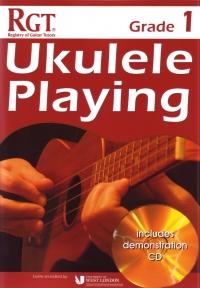 RGT Ukulele Playing Grade 1 + CD CD