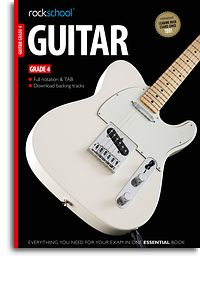 Rockschool Guitar - Grade 4 (2012-2018) Book