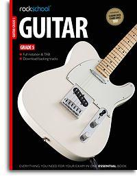 Rockschool Guitar Grade 5 2012-2018 Book and Audio