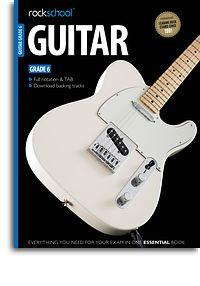 Rockschool Guitar Grade 6 2012-2018 Book and Audio