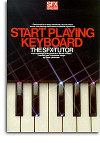 SFX Start Playing Keyboard - for all home keyboards