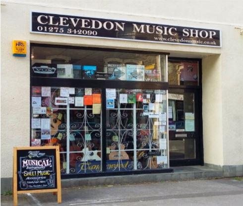 Find us at Alexandra Road, Clevedon, near Bristol