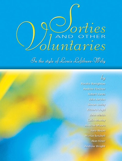 Sorties and other Voluntaries in the style of Louis Lefebure-Wely organ