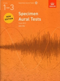 AB Specimen Aural Tests G1-3 2011 BCD
