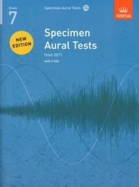 AB Specimen Aural Tests G7 2011 BCD