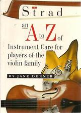 A to Z of Instrument care violin family