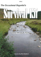 Occasional Organist's Survival Kit Book 2 arrgd for Manuals only
