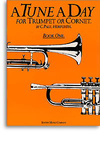 Tune A Day for Trumpet or Cornet book 1 Herfurth