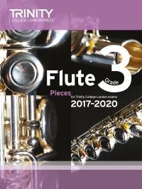 Trinity Flute Exam 2017-2020 score & part Grade 3