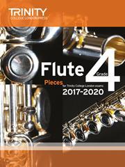 Trinity Flute Exam 2017-2020 score & part Grade 4
