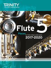 Trinity Flute Exam 2017-2020 score & part Grade 5