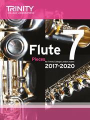 Trinity Flute Exam 2017-2020 score & part Grade 7