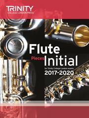 Trinity Flute exam 2017-2020 Score & part Grade Initial